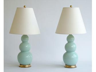 MEDIUM THREE BALL LAMPS