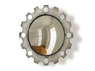 Rhapsody Round Mirror
