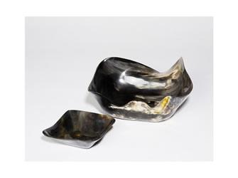 Organic Horn Bowl